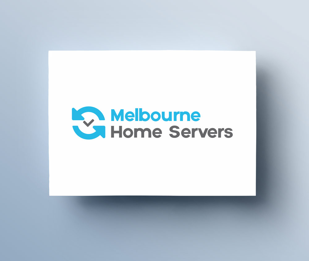 Melbourne Home Servers - Branding
