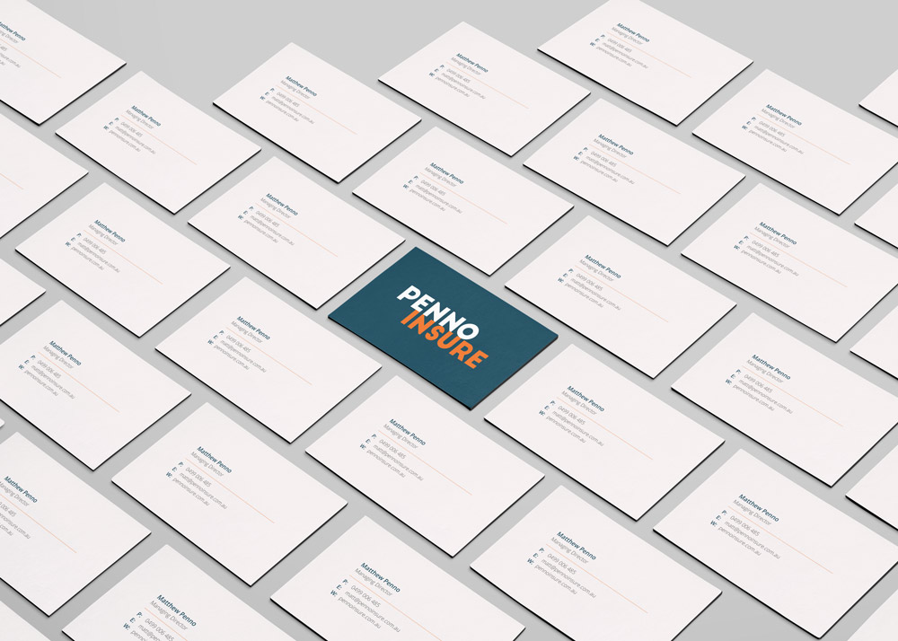 Penno Insure - Business Cards