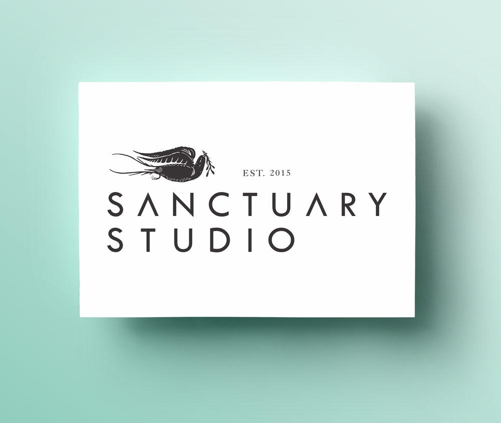 Sanctuary Studio - Brand Development