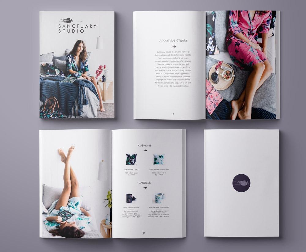 Sanctuary Studio - Harvest Range Product Catalogue